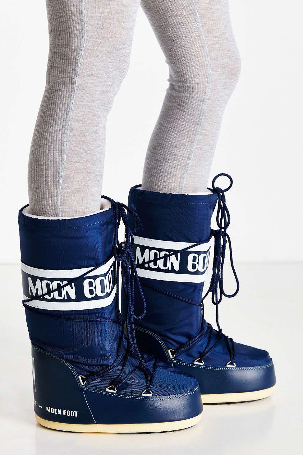 f0e69f26b8bb Tecnica Nylon Moon Boot - Urban Outfitters