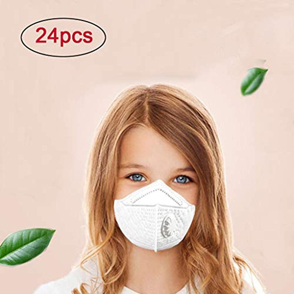 kids disposable mask flu