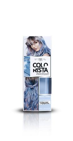 Discover Colorista The Range Of Permanent Semi Permanent Hair