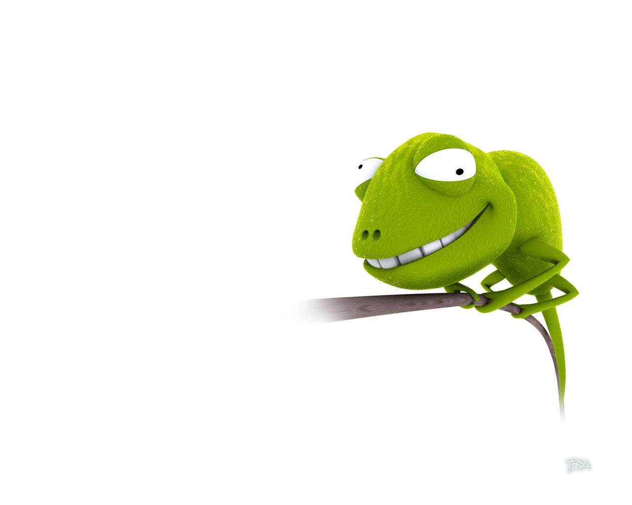 Chameleon By Nicobou On Deviantart Bo Sat