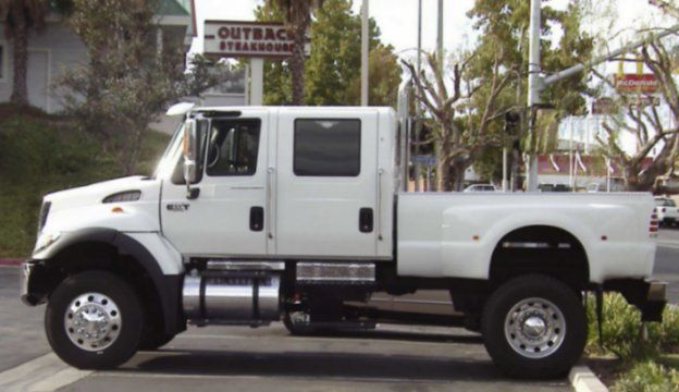large ford trucks - 1000+ images about cars on Pinterest rucks, Ford f650 and 4x4