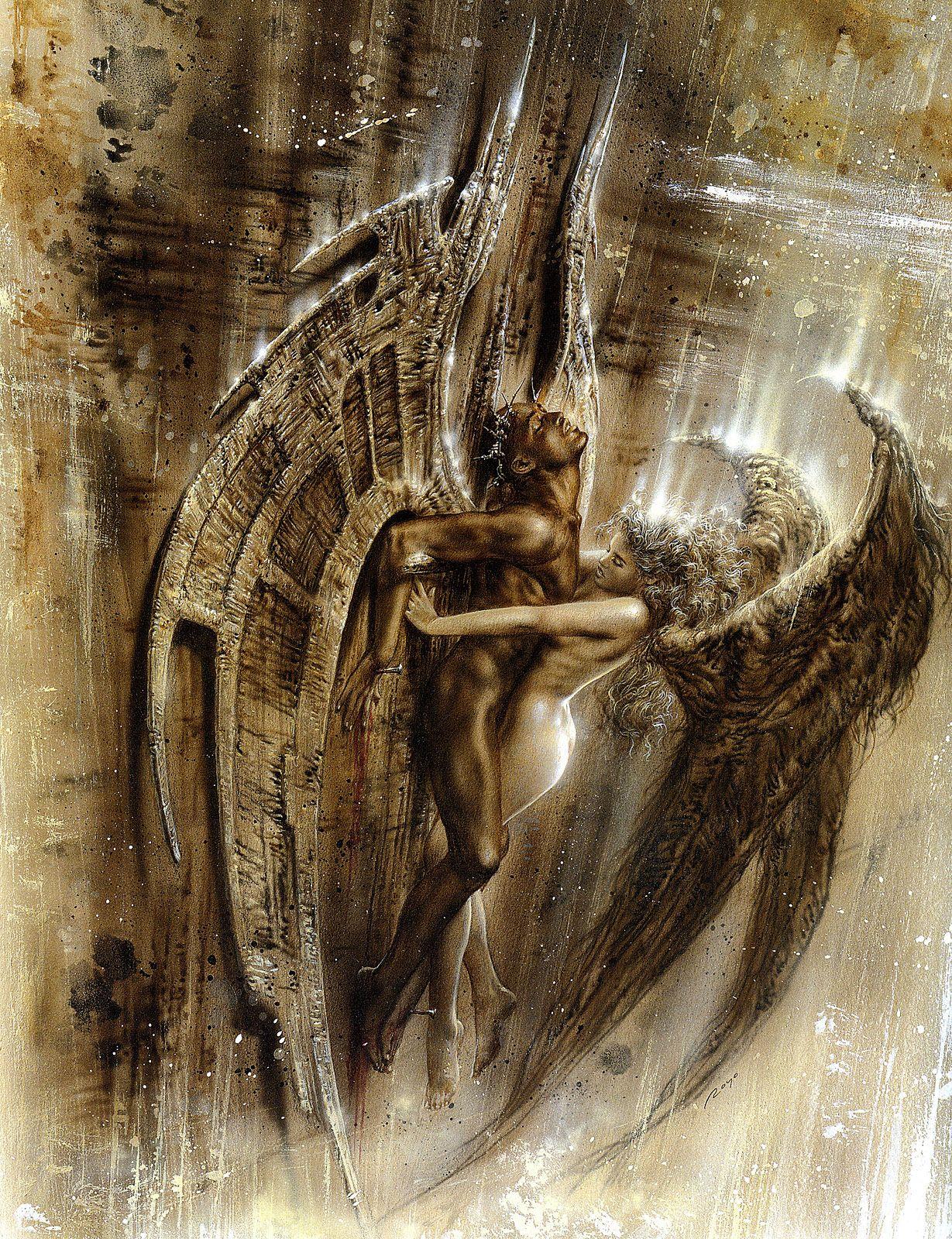fallen Luis angel royo