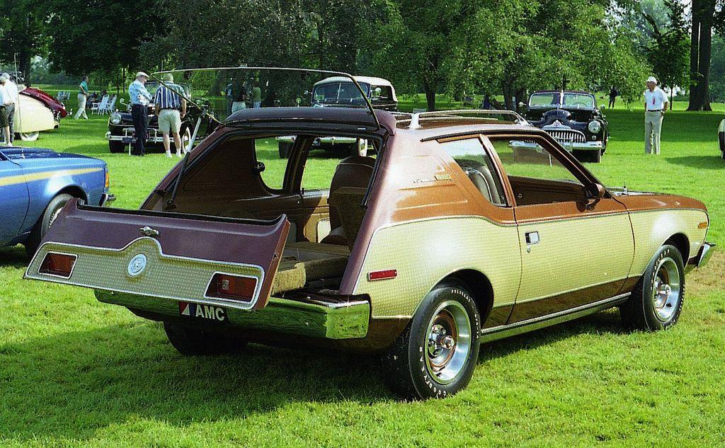 1972 AMC Gremlin Voyager Concept | AMC | Pinterest | Gremlins ...