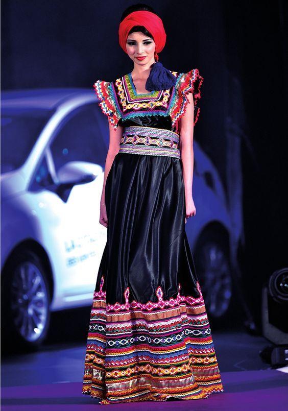 Robe kabyle , Haute Couture Algérienne