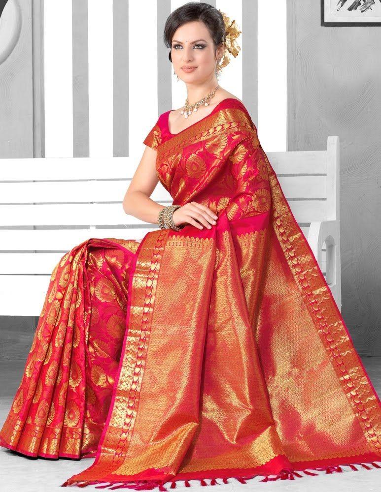 SILK SAREES       and Shopping details: Chennai Silks Diwali