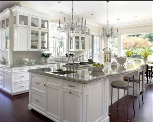 The kitchen | Kitchen redo | Pinterest