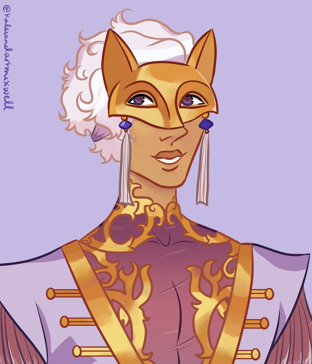 Asra from the Arcana Game Character, Disney characters