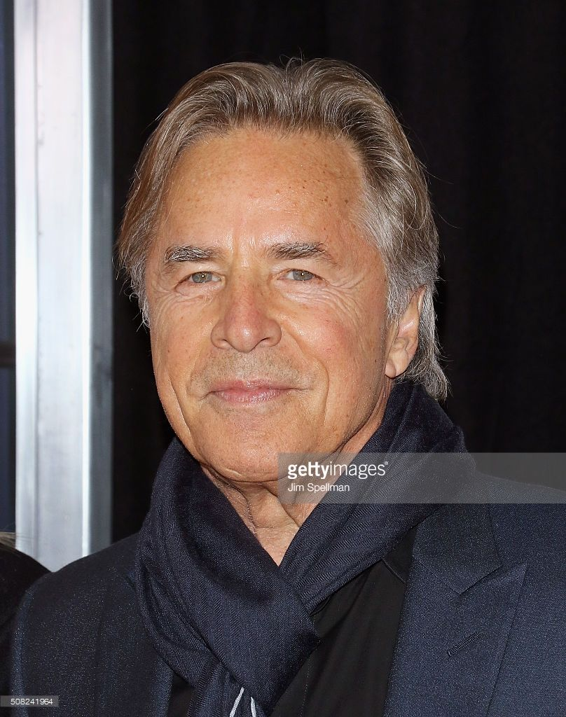 Actor Don Johnson Attends The 'how To Be Single' New York Premiere At Nyu
