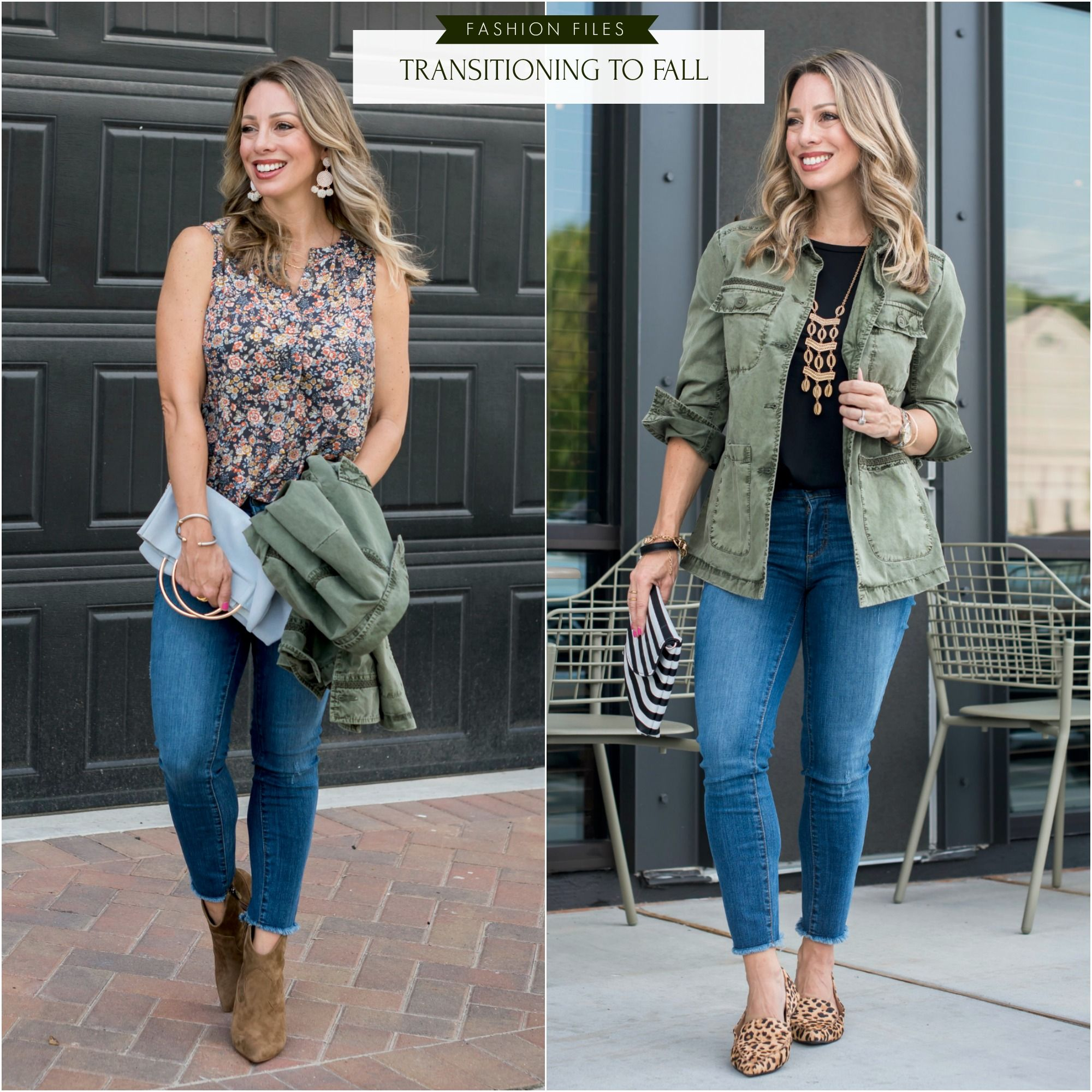 c38fec19f5 10 Key Pieces To Transition Summer Clothes to Fall