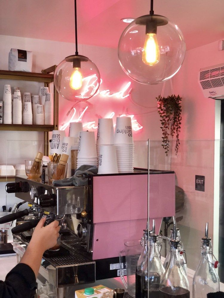 10 Coffee Shops In Newport Beach And Costa Mesa That Give Us Life In The Morning Best Coffee Shop Coffee Shop Decor Cute Coffee Shop