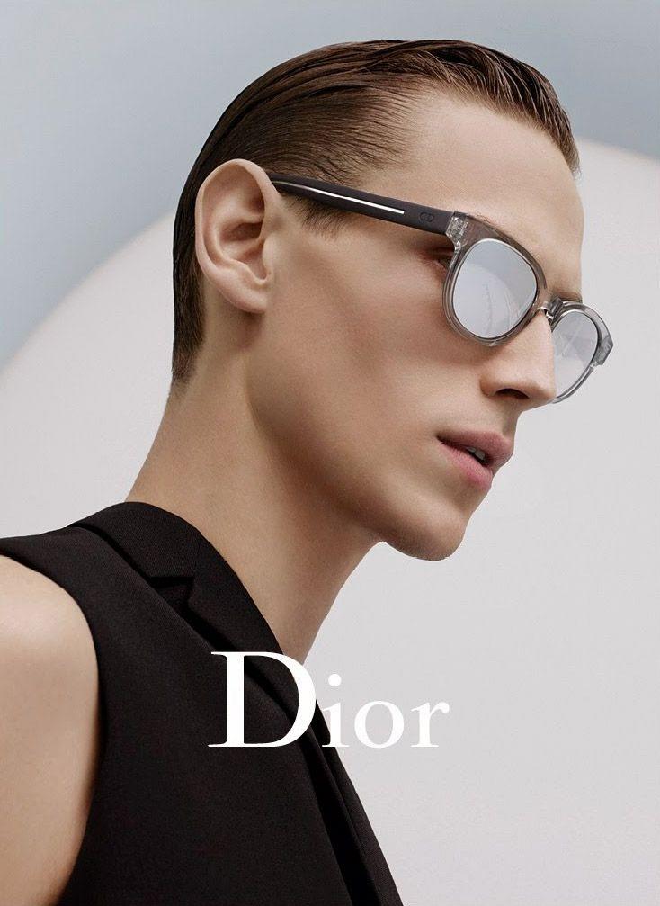 bf038eb4de Dior Spring/Summer 2014 Campaign | eyeware | Cheap ray ban ...