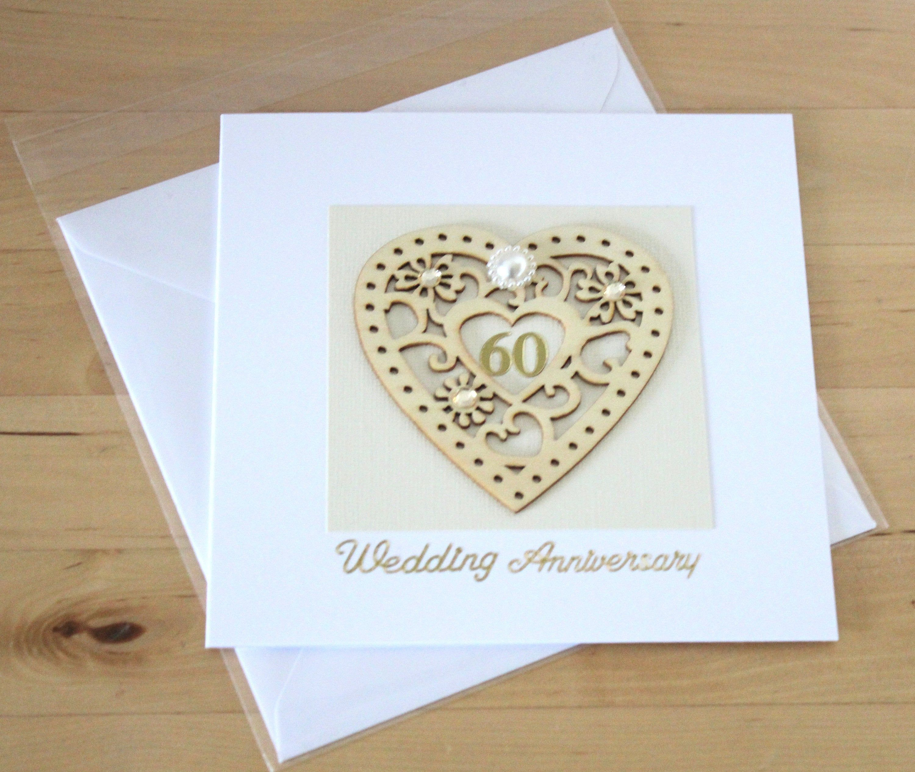 60th Wedding Anniversary Cards From The Queen Design 2019 Make