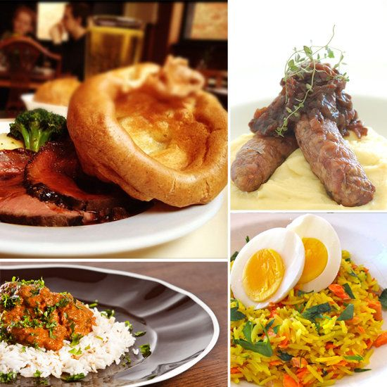 Eat your way through the uk english food sunday roast and english english food guide its funny to see the food you eat all the time laid out like this our nation is defined by our full english breakfast forumfinder Choice Image