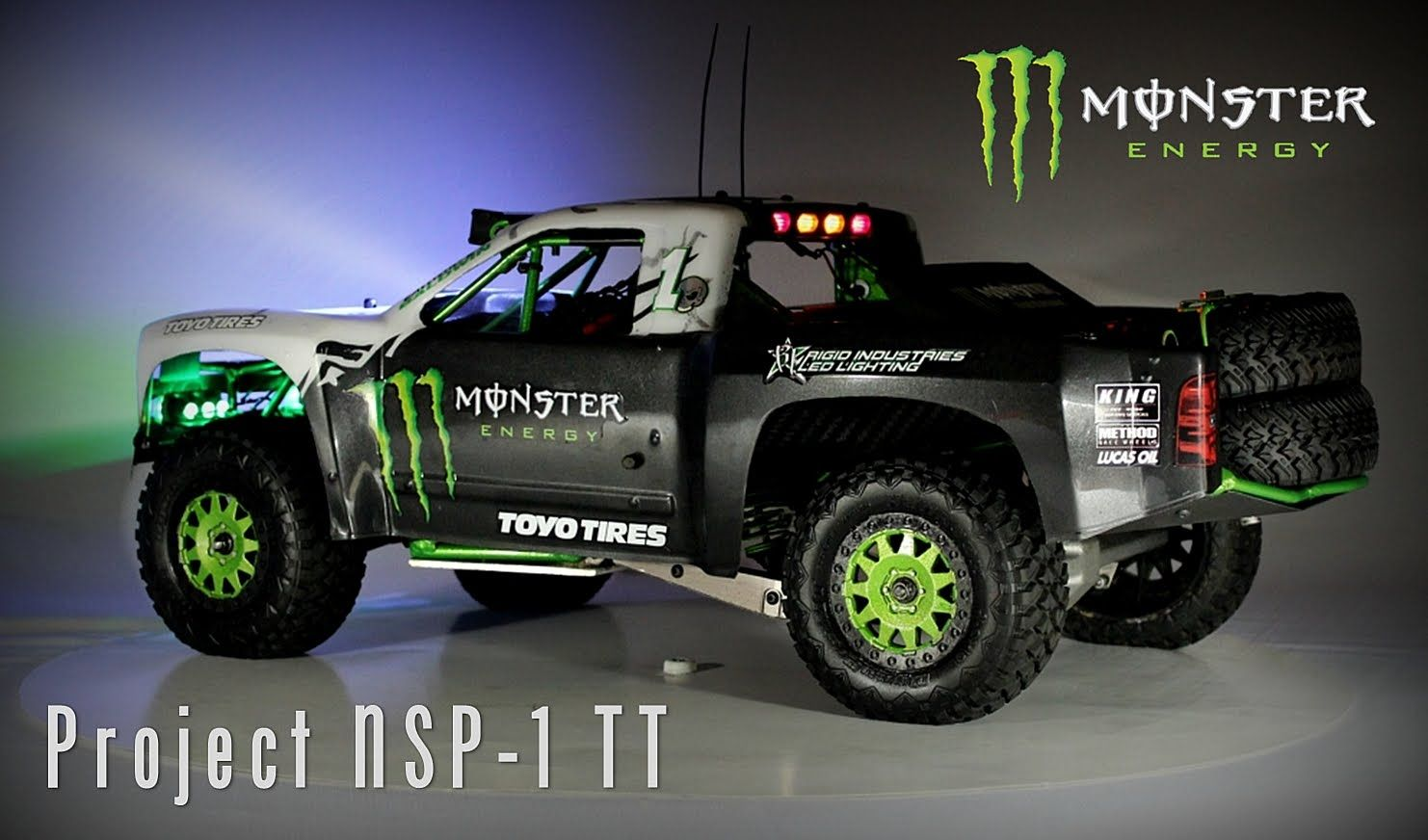 Project Nsp 1 Official Release Video Rc Car Bodies Monster Trucks Rc Cars [ 872 x 1482 Pixel ]