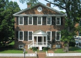 Home Of John Marshall Richmond Marshall Was The 4th Chief Justice Of The Supreme Court And Is Credited With John Marshall National Historic Landmark Richmond