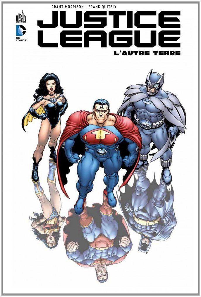 Justice League L Autre Terre Vilas Personagens E Arte Hq