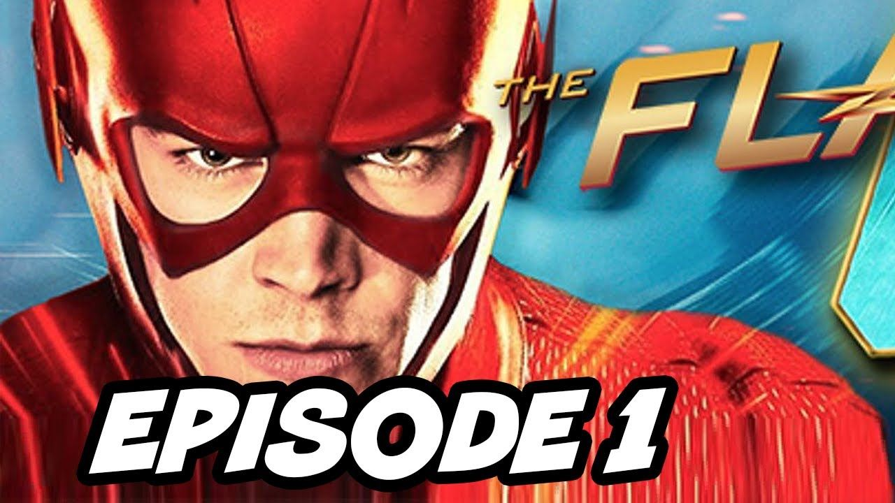 The Flash Season 4 Episode 1 - Flash Reborn Breakdown | My