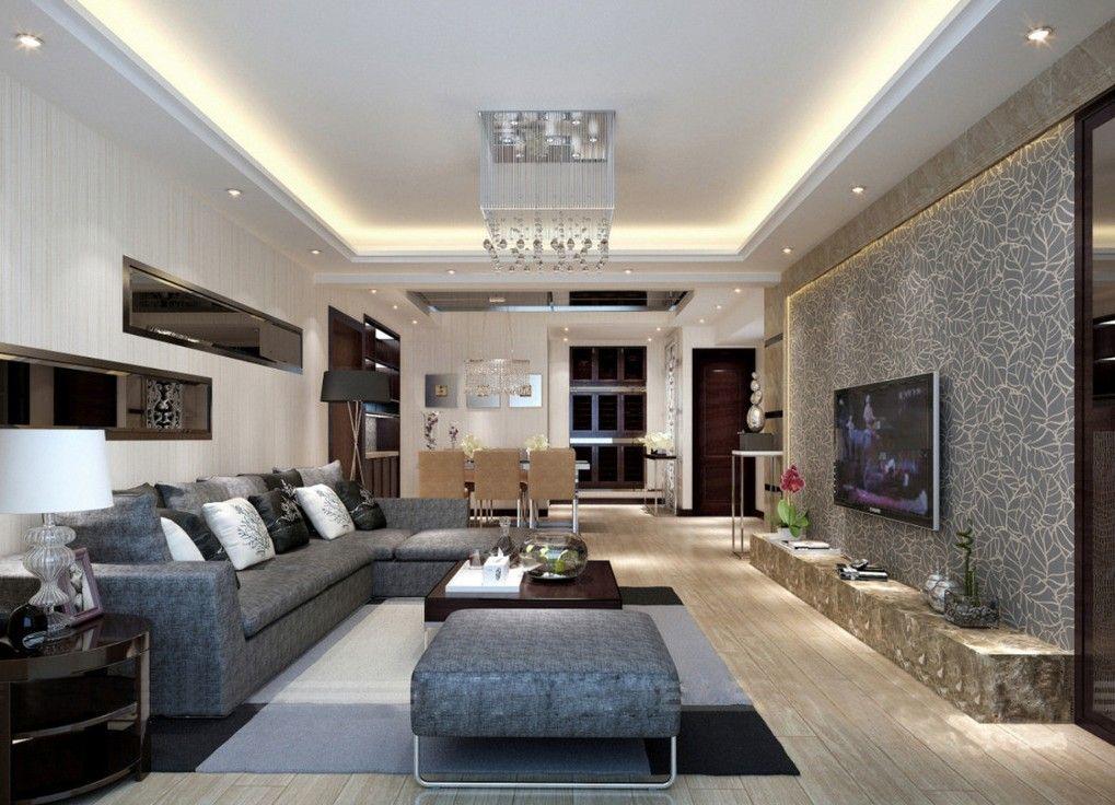 ديكور جبس للتلفزيون ديكورات معلقة و ديكورات خشب 4 Living Room Lighting Tips Living Room Wall Units Luxury Lighting Design