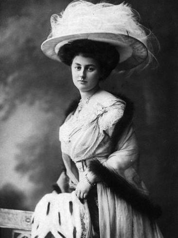Princess Alexandra Victoria of Prussia
