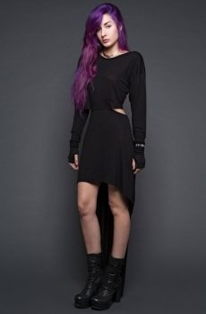 Ghost Dancer Dress With Lace Up Back And Bead Details!