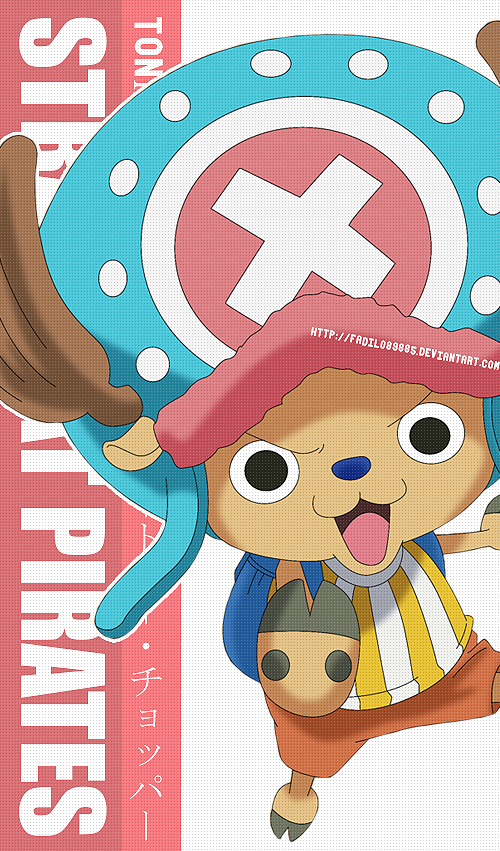 One Piece Wallpapers Mobile Shp Chopper By Fadil089665