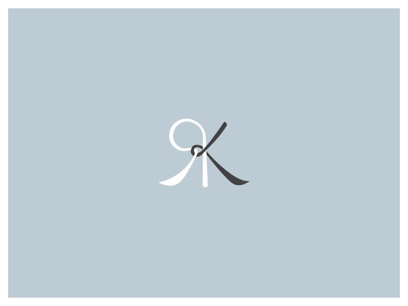 rk logo Λογο���ο logos monogram logo k logos