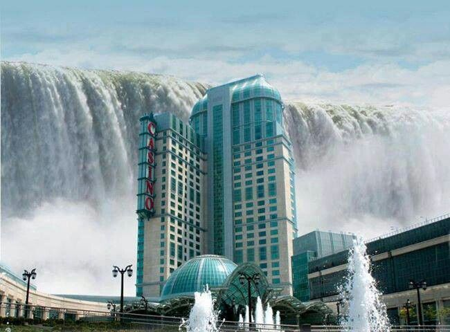 Hotel Near Niagara Falls