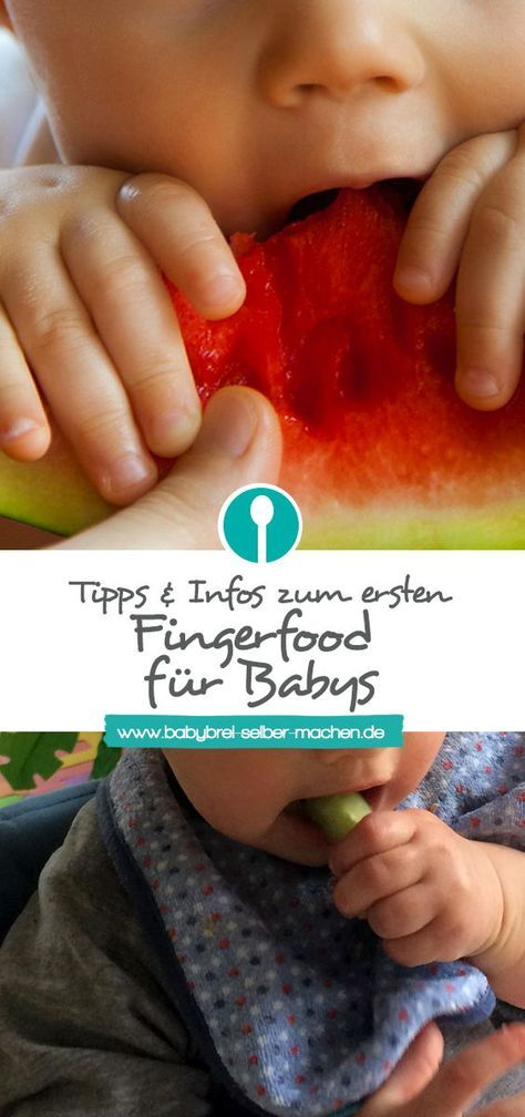 tipps zum ersten fingerfood f r babys kleinkinder baby. Black Bedroom Furniture Sets. Home Design Ideas