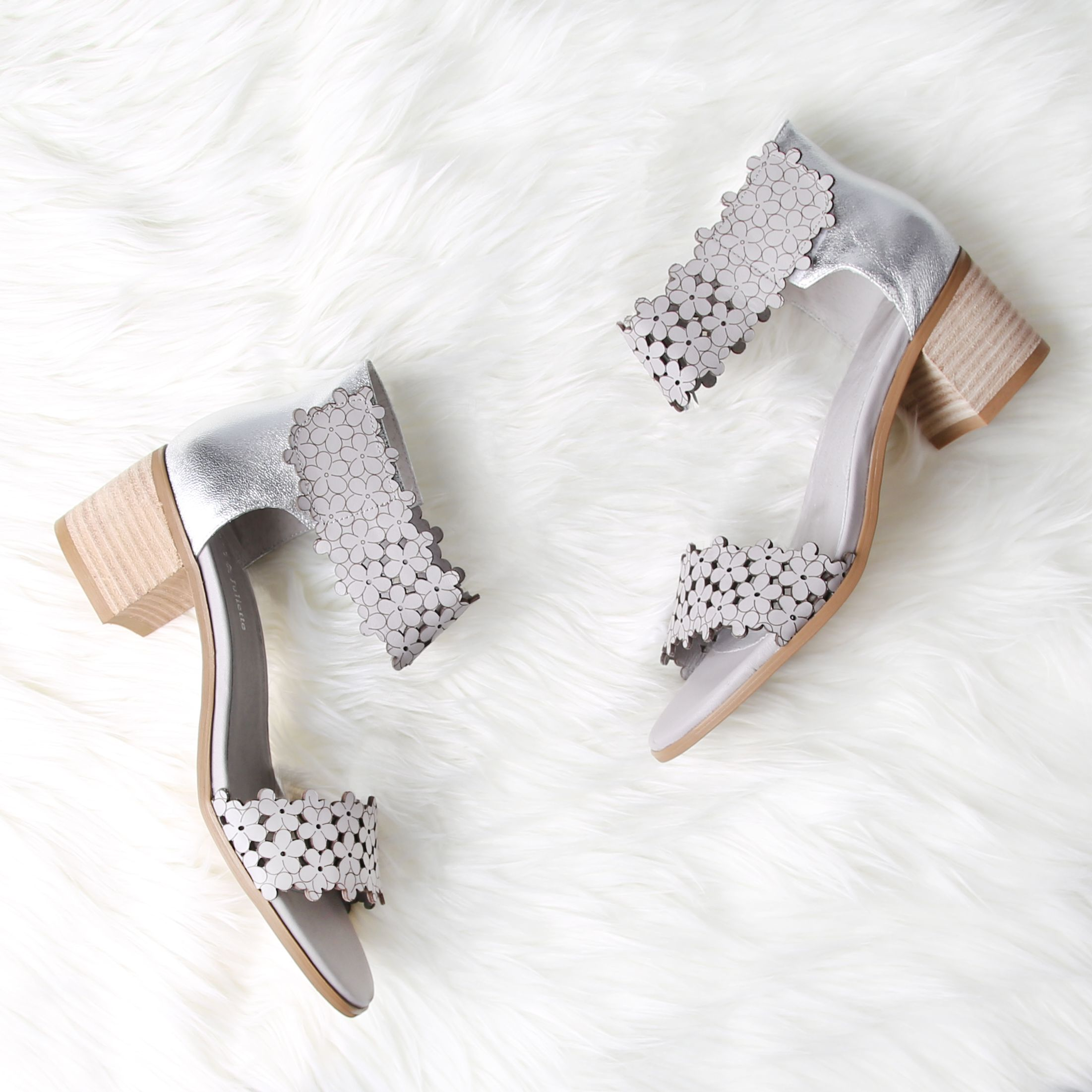Sheen and be seen in the Django & Juliette 'Donna' silver