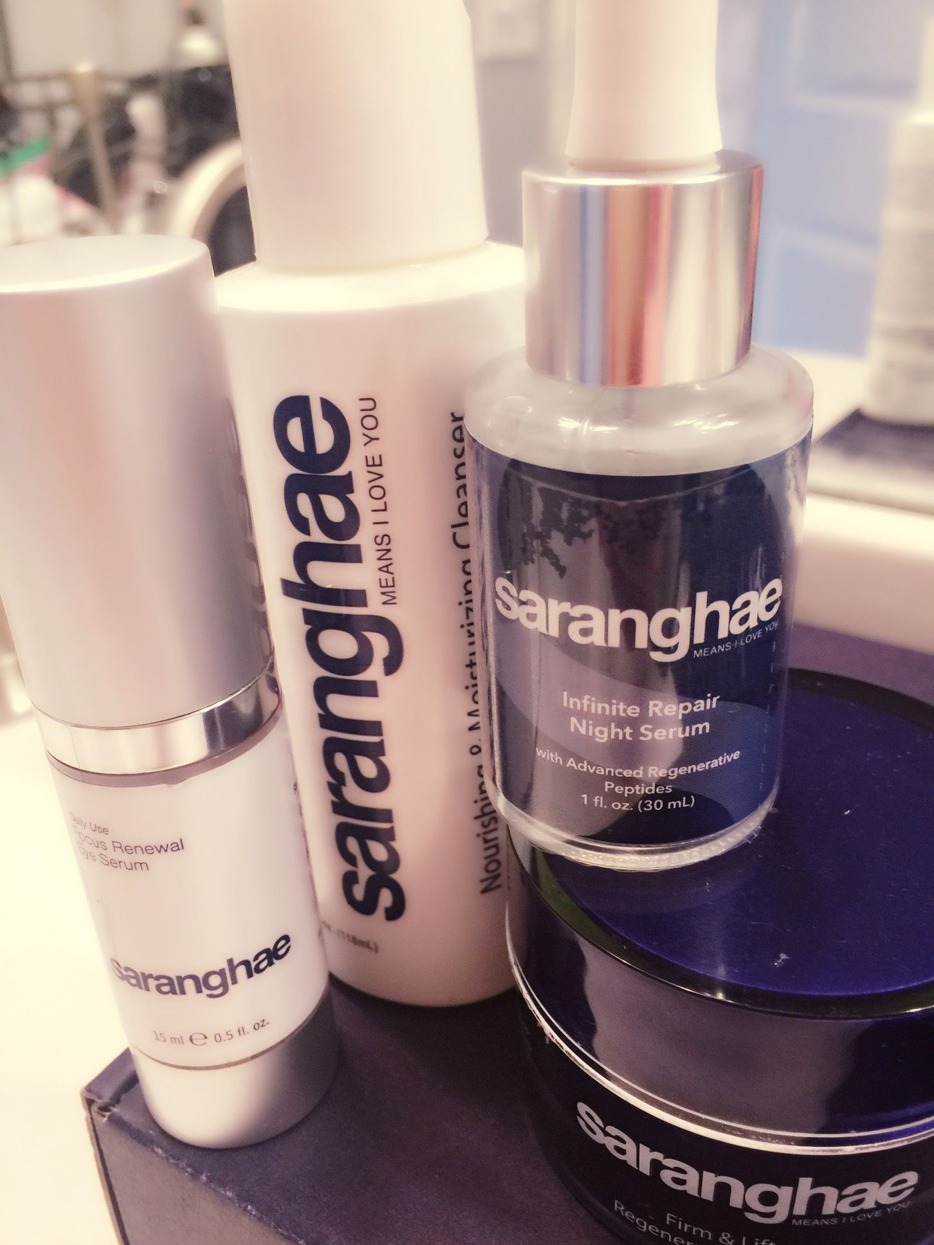 High Performance Skincare Saranghae Korean 5 Step Anti Aging Skincare Routine Review Anti Aging Skincare Routine Skin Care Routine Skin Care