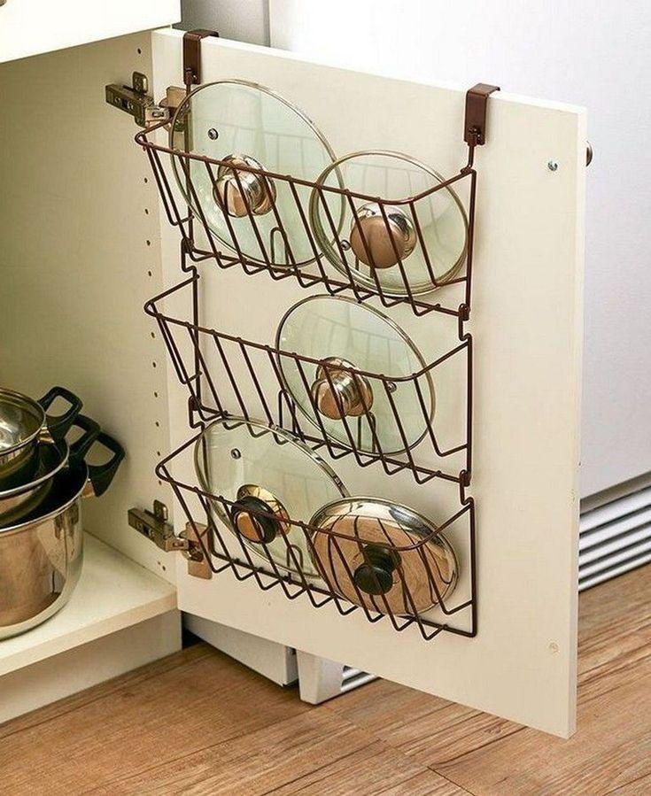 Photo of Stunning 39 Classy Kitchen Organization Ideas For Apartment Rental ….