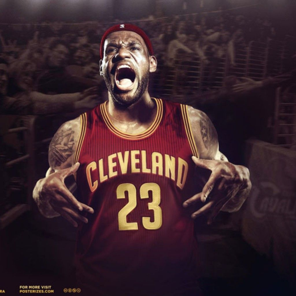 Lebron James Wallpaper Iphone: LeBron James IPhone Wallpaper - Wallpaper