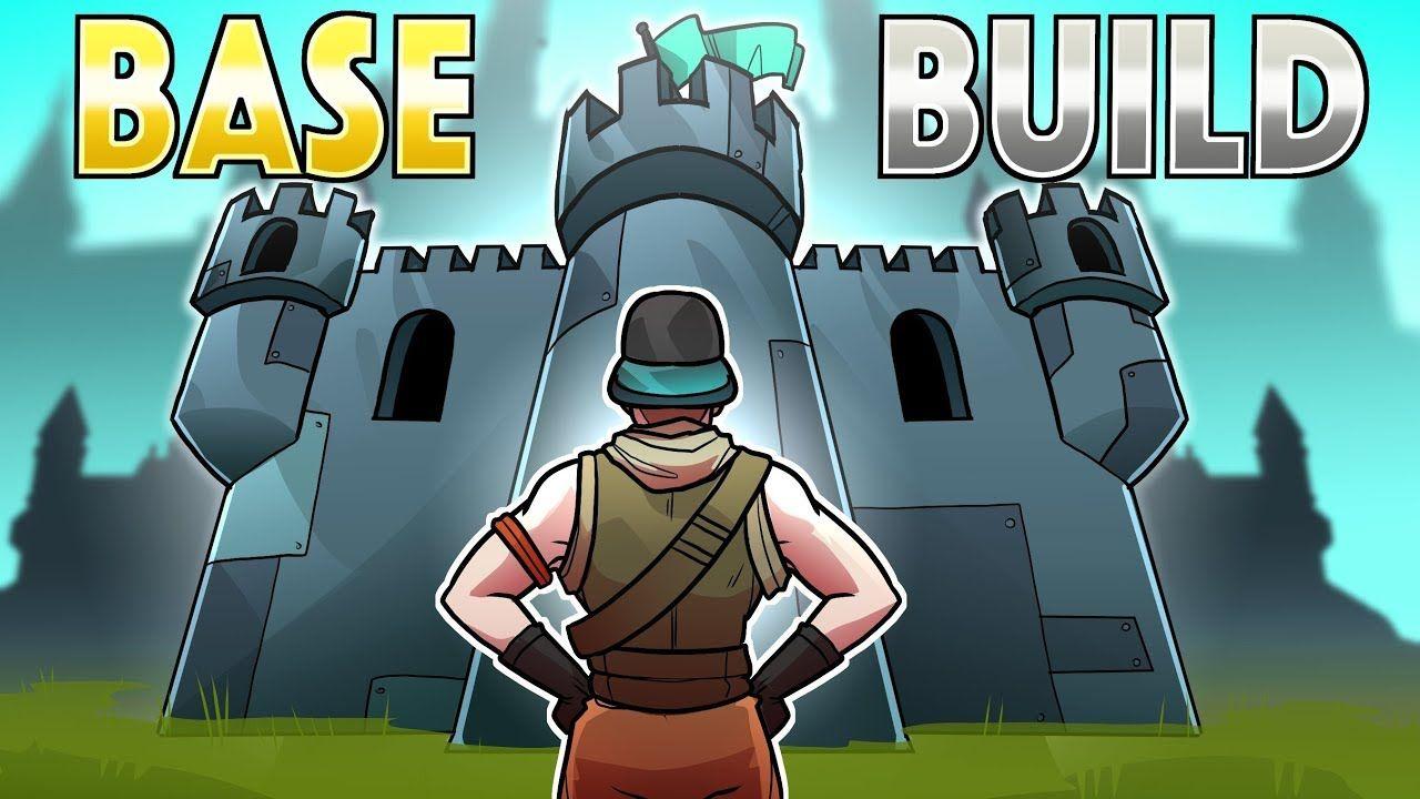 Legendary Base Build Battle, Fortnite, Building