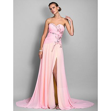 Military Ball / Formal Evening Dress - Candy Pink Plus Sizes ...