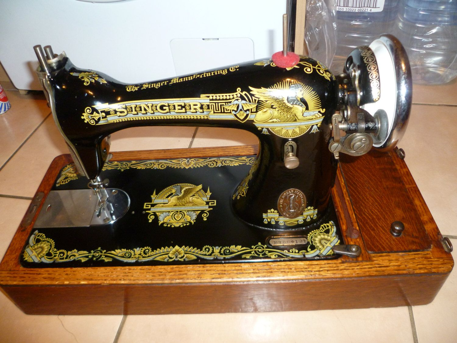 How to determine the year of the sewing machine Singer. Serial numbers of Singer sewing machines
