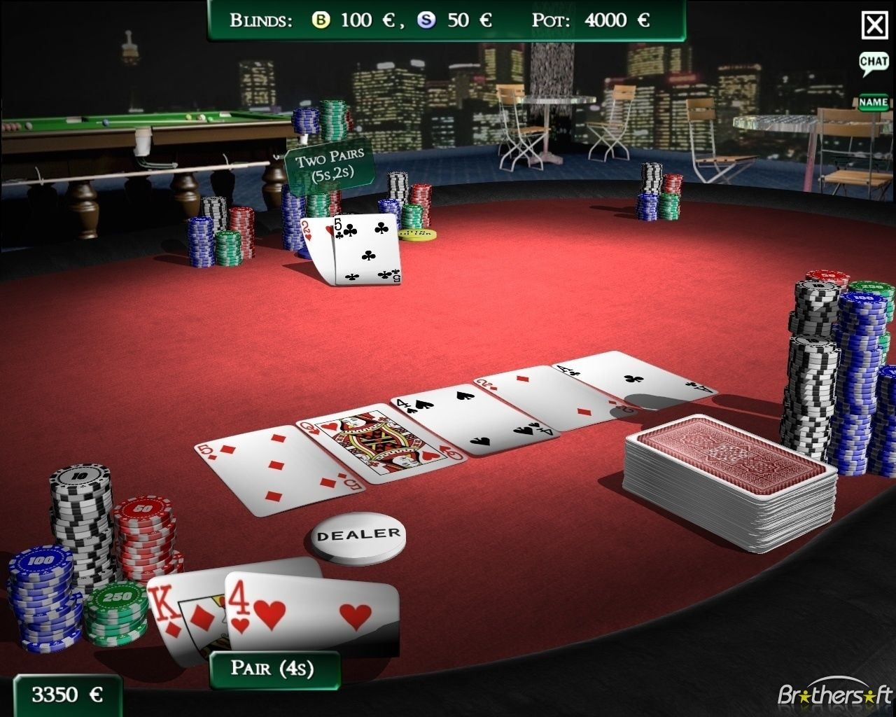 tutorial poker