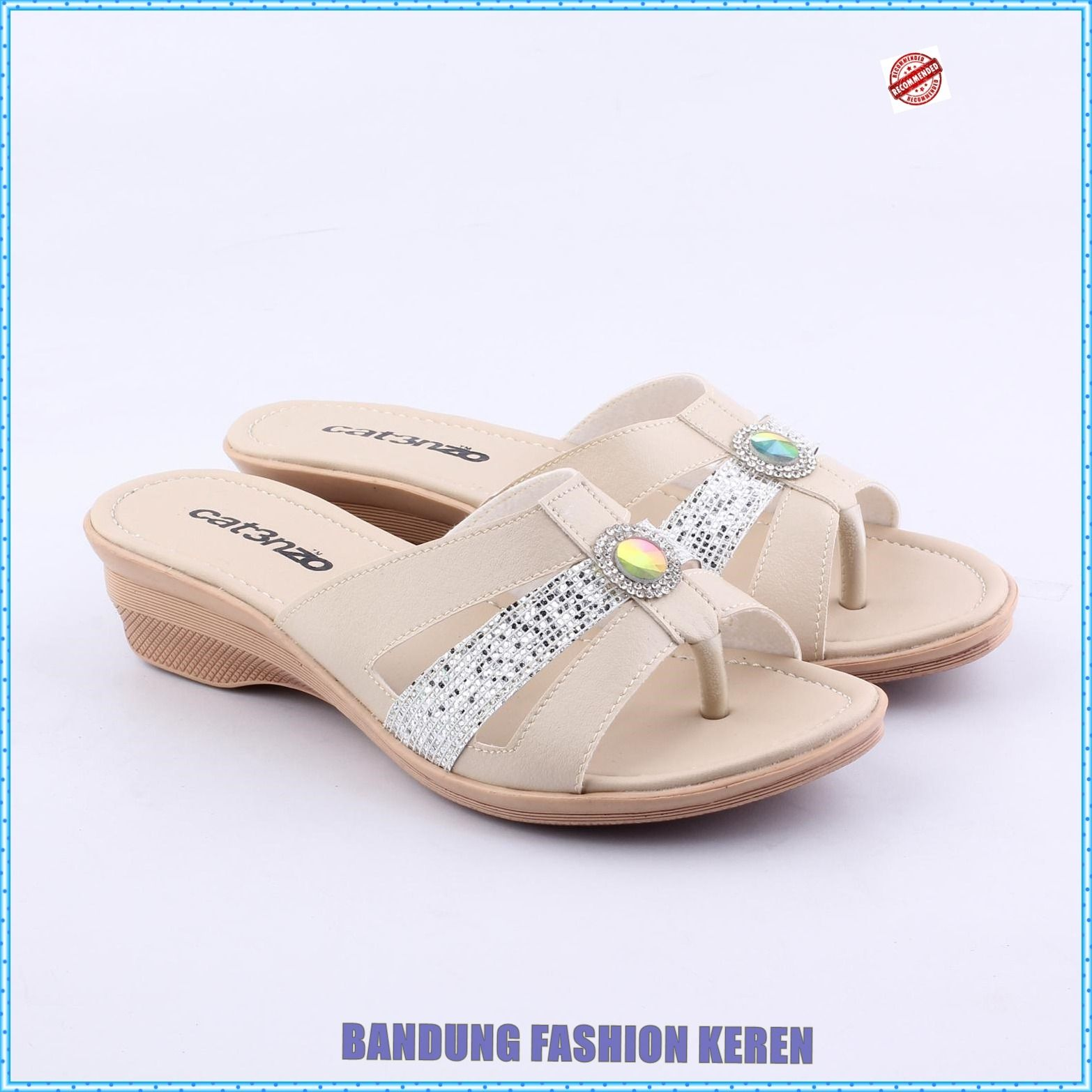 Sandal Casual Wanita Tg 170 Produk Fashion Handmade Terbaik 100