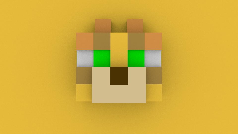 Minecraft Ocelot By Blackoptics8deviantartcom On