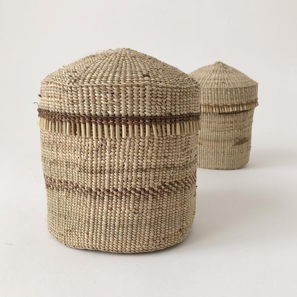 Zulu Herb Basket | South Africa | TWENTY ONE TONNES