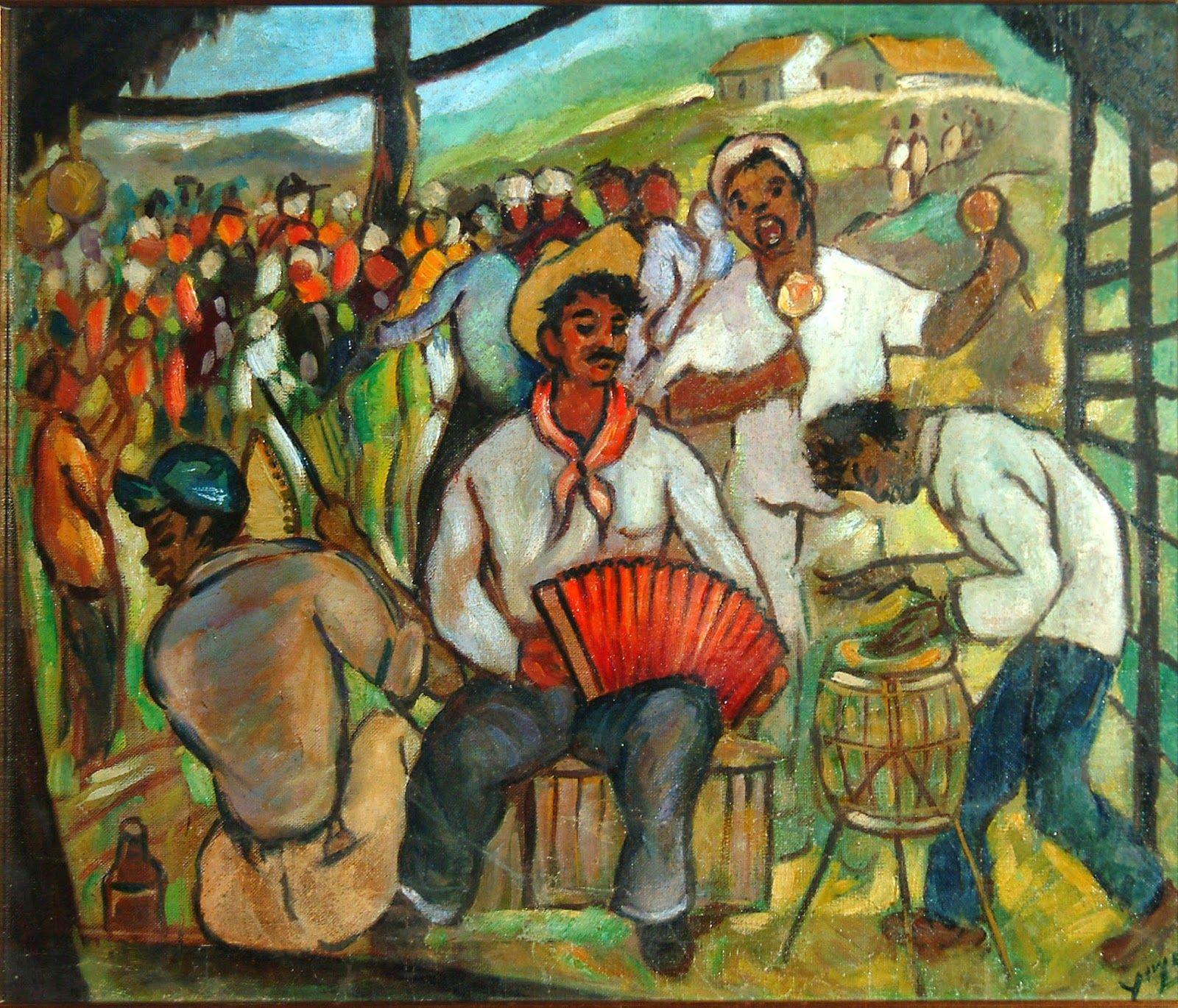 Yoryi Morel - Google Dominican Painters Caribbean Art Artist