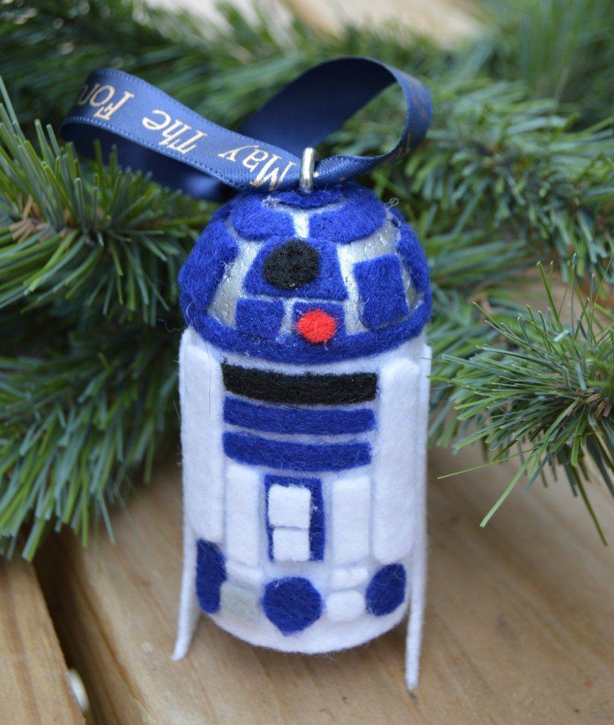 R2-D2 Christmas Ornament #starwars