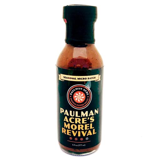 Paulman Acre S Morel Revival Pomegranate Juice Stuffed Peppers