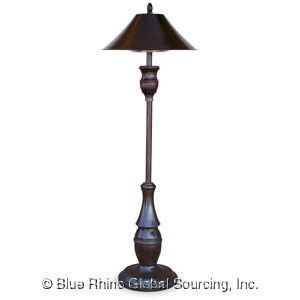 Electric Floor Lamp Patio Heater