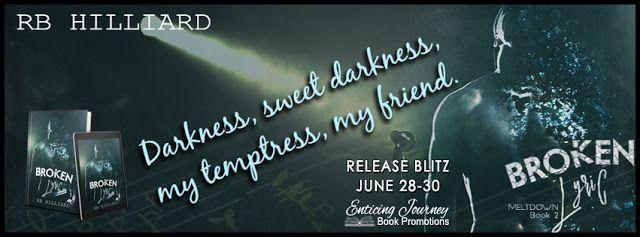 Release Blitz Broken Lyric By Rb Hilliard Broken Lyrics Anonymous Book Lyrics