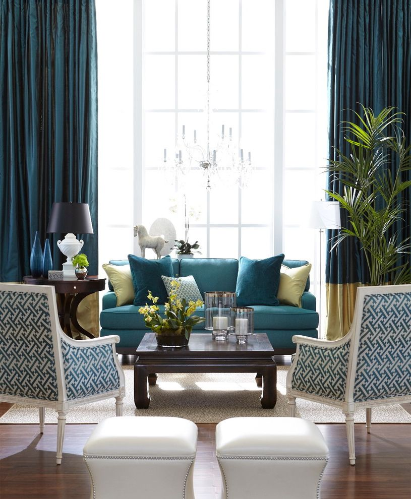 Blue Lagoon Living Room Ethan Allen For The Home Pinterest Love And Colors