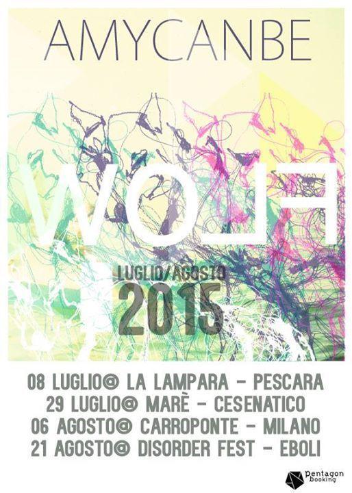 the latest 339de f62bb Pin by Amycanbe on 08/07 Amycanbe live @ La Lampara, Pescara ...