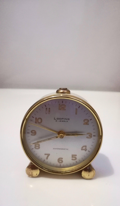 Luminox Travel Alarm Clock Unique Alarm Clock