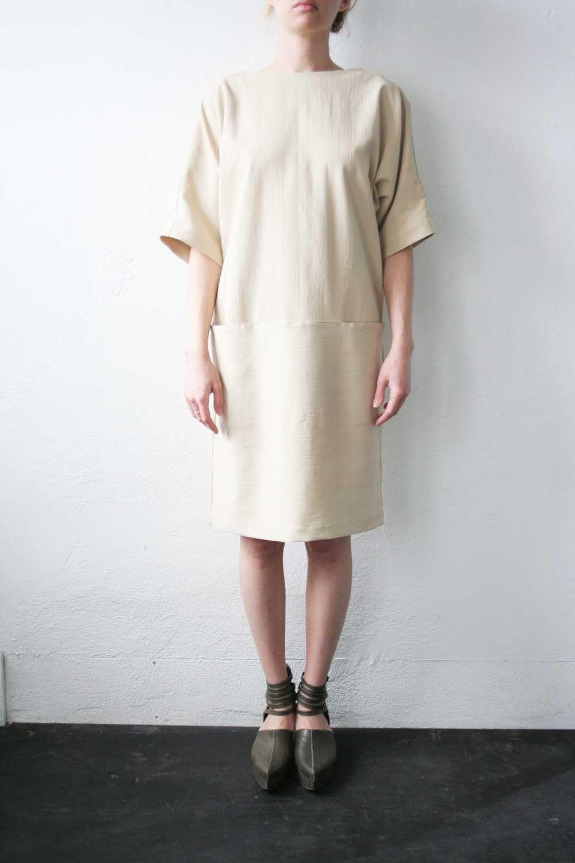 W /// by WELTENBUERGER / Front Dress Back Jacket Beige