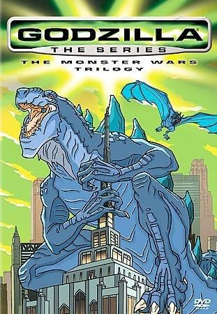 This animated series chronicles the further adventures of the characters from the 1998 U.S. remake of GODZILLA. The three episodes on this video release contain a story arc dealing with an alien space m61117