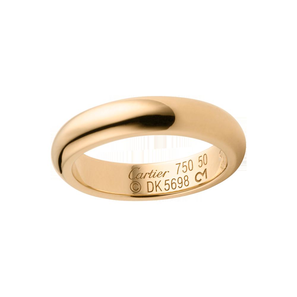 60799ce7c00c29 Wedding band | Rings | Cartier wedding rings, Cartier wedding bands ...